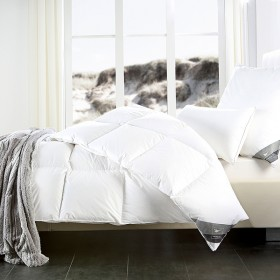 Couette hiver Classic Nature - 90% duvet canard 325 g/m²
